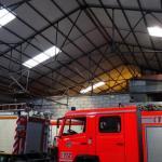 Dak- en gevelrenovatie voor Brandweer Maldegem